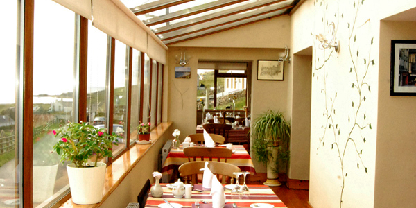 Killeens of Arranmore island guesthouse restaurant Donegal